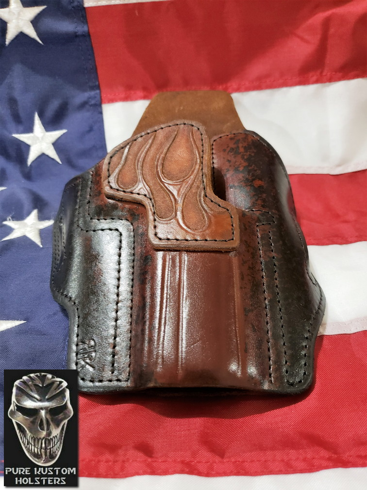 Pure_Kustom_Holsters_STI_Costa_Carry_Comp_Competiton_Brown_and_Black_fade_03