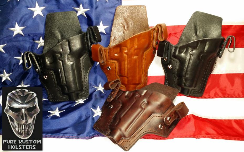 sheriff pistolen holster