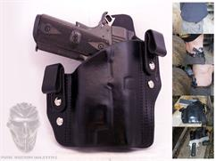 Pure_Kustom_Holsters _Black_Ops_Pro_Kimber_1911_and_Flashlight_1