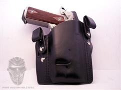 Pure_Kustom_Holsters _Black_Ops_Pro_Kimber_1911_and_Flashlight Combo