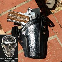Pure_Kustom_Holsters_Chrome_Snake_Skin_2