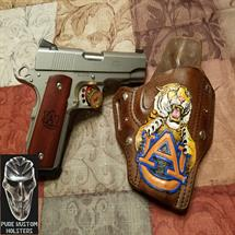 Pure_Kustom_Holsters_ED_BROWN_AUBURN_TIGERS2