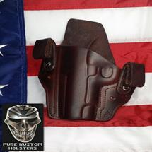 Pure_Kustom_Holsters_LH_Colt_4.25_Black_Cherry