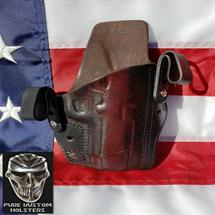 Pure_Kustom_Holsters_Nighthawk_T4_Mahogany_and_Black_01