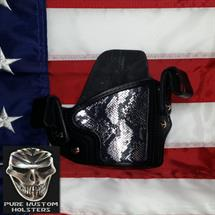 Pure_Kustom_Holsters_Pure_Kustom_Holsters_Kimber_Ultra_Chrome_Snake_skin_Holster1