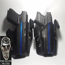 Pure_Kustom_Holsters_The_Thin_Blue_Line_Glock19_TLR-2_Glock19_XC1_1