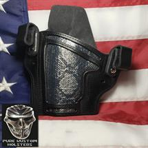 STI_holsters_Dan_Wesson_Elite_10mm_Chrome_Snake_Skin_Black_by_Pure_Kustom2