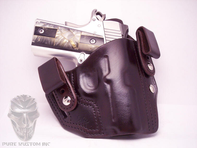 Help a Gal out: IWB holster for Kimber Ultra Carry II ...